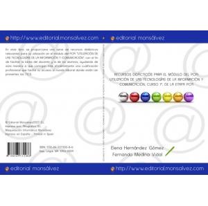 Recursos didácticos para el modulo del PCPI: Utilización de las tecnologías de la información y comunicación, CURSO 1º, DE LA ETAPA PCPI