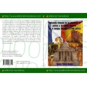 Influencia francesa en la educación, la política y la cultura española en el Antiguo Régimen (1700-1833)