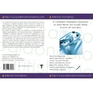 El Tratamiento Ambulatorio Involuntario en Salud Mental. Una revisión desde el punto de vista ético