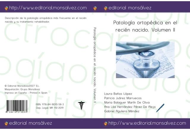 Patología ortopédica en el recién nacido. Volumen II