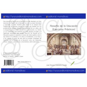 Filosofía de la Educación (Ejercicios Prácticos)