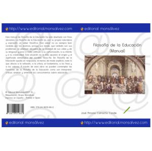 Filosofía de la Educación (Manual)