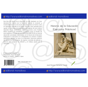 Historia de la Educación (Ejercicios Prácticos)