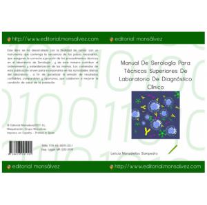 Manual De Serología Para Técnicos Superiores De Laboratorio De Diagnóstico Clínico