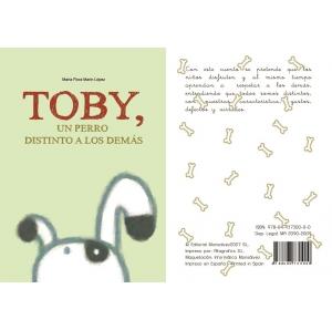 Toby, un perro distinto a los demás