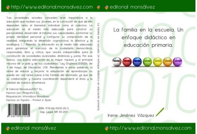 La familia en la escuela. Un enfoque didáctico en educación primaria.