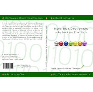 Espina Bífida, Características e Implicaciones Educativas