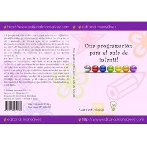 Una programación para el aula de infantil