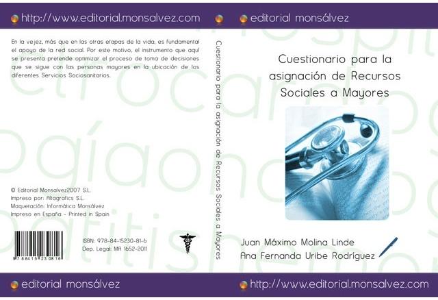 Cuestionario para la asignación de Recursos Sociales a Mayores