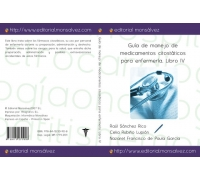 Guía de manejo de medicamentos citostáticos para enfermería. Libro IV