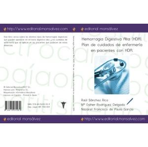 Hemorragia Digestiva Alta (HDA). Plan de cuidados de enfermería en pacientes con HDA.