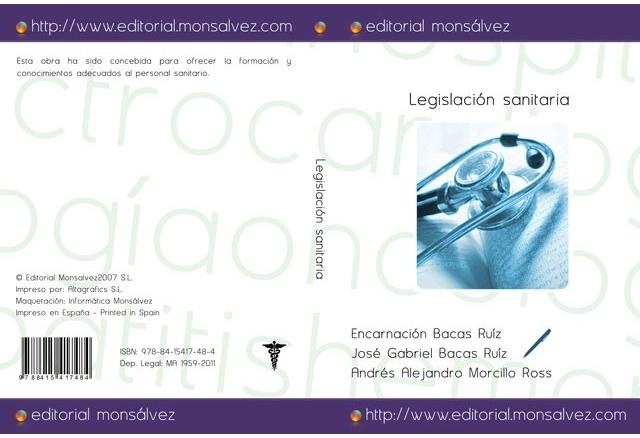 Legislación sanitaria