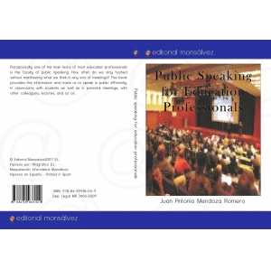 Public speaking for education professionals
