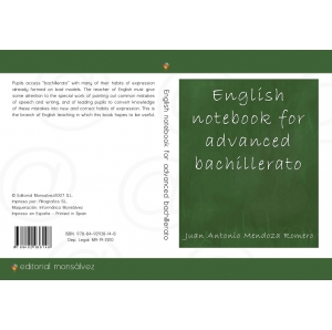 English notebook for advanced bachillerato