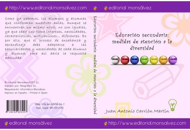Educación secundaria: medidas de atención a la diversidad
