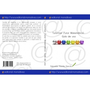 Tutormat (Tutor Matemático). Guía de uso