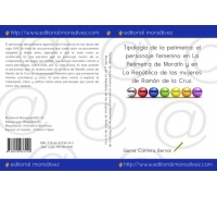 Tipología de la petimetra: el personaje femenino en La Petimetra de Moratín y en La República de las mujeres de Ramón de la Cruz.