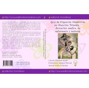 Guía de Urgencias Obstétricas en Atención Primaria - Actuación médico, de enfermería y matrona