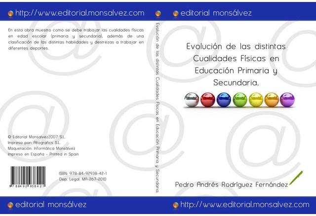 Evolución de las distintas Cualidades Físicas en Educación Primaria y Secundaria.