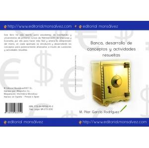 Banca, desarrollo de conceptos y actividades resueltas.